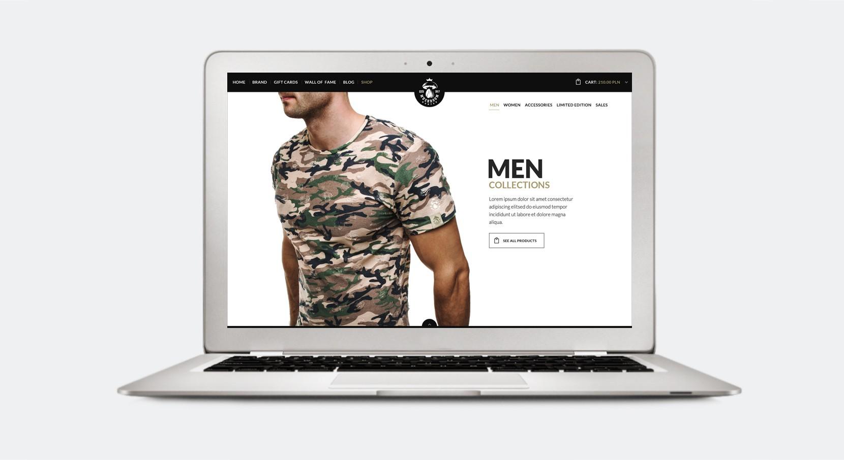 sklep internetowy projektowanie
