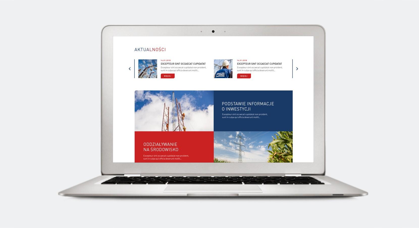 polskie sieci energetyczne witryna